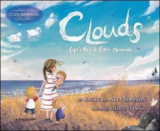 """""""Clouds: Life's Big and Little Moments"""" by Angie and Alli Simpson"""