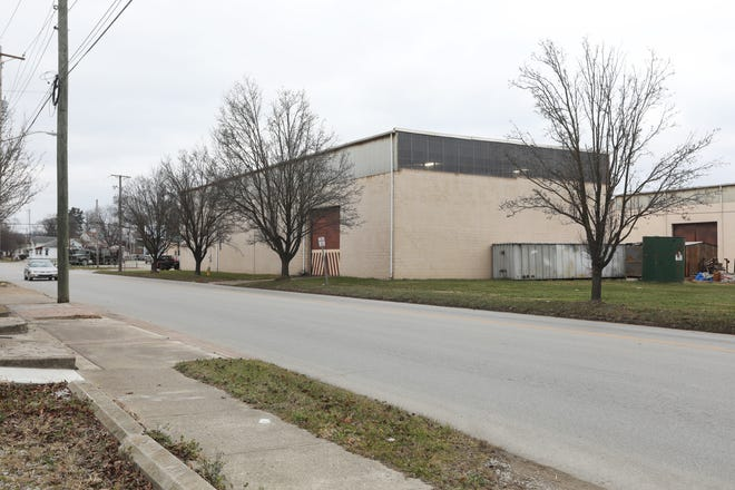 The Allied Machine Works complex at Graham and West Main streets in Zanesville will become a wastewater pretreatment facility next year.