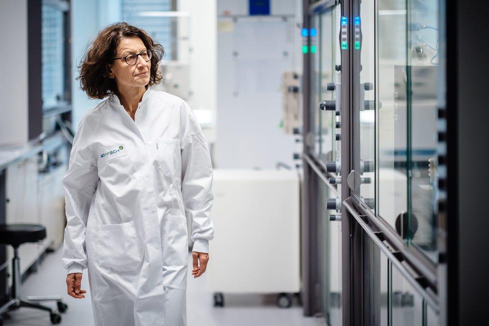 Özlem Türeci, Chief Medical Officer, BioNTech