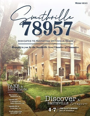"The Smithville Chamber of Commerce launched its magazine, ""Smithville 78957,"" this week -- the city's first publication of its kind."