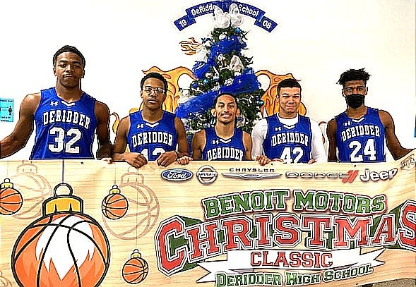 The DeRidder Dragons will be the host for the annual Benoit Motors Christmas Classic beginning on Thursday and running through Saturday.