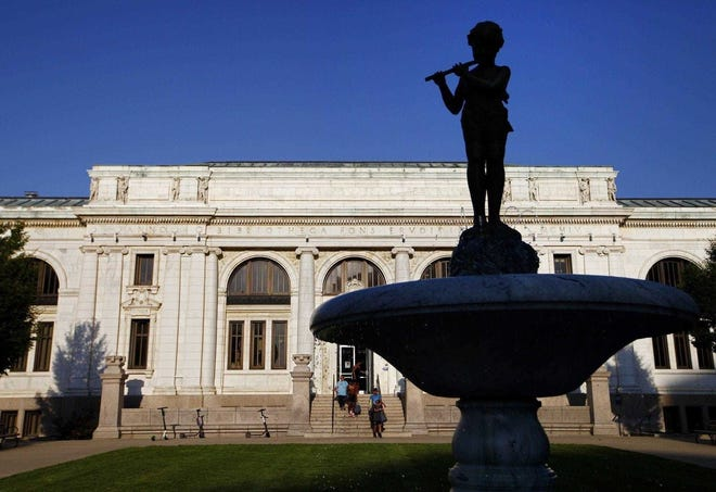 The Columbus Metropolitan Library was one of 31 library systems in Ohio to receive a star-rating from the Library Journal Index of Public Library Service.