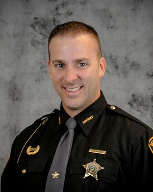 Franklin County Sheriff's SWAT deputy Jason Meade