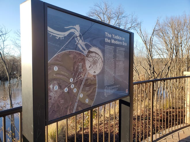 The Yadkin River Park Committee looks back on General Nathaniel Greene's crossing of the Yadkin River 240 years ago.