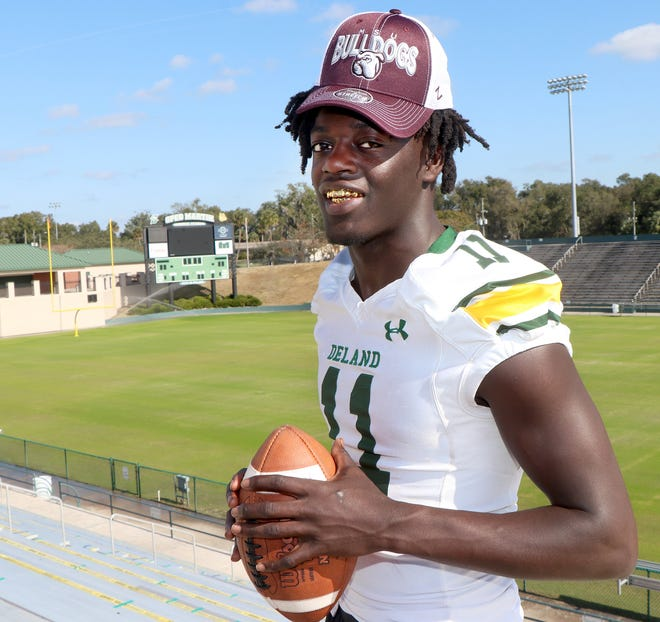DeLand's Timar Rogers chooses Mississippi State, Tuesday December 15, 2020.