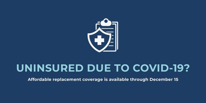 Delawareans have until Dec. 15 to sign up for or change their health coverage for 2021 through Delaware's Health Insurance Marketplace.