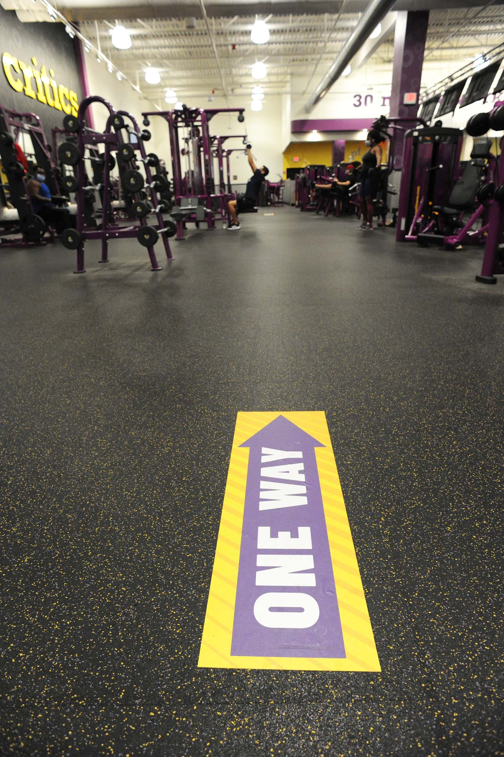 Planet Fitness Will Open Its First Asheville Location Masks Required
