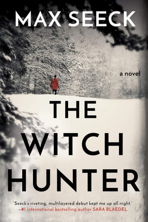 """The Witch Hunter' by Max Seeck"