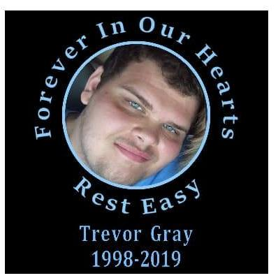 Trevor Gray, shot and killed late Jan. 2 in Jacksonville.