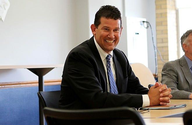 Eastern Illinois athletic director Tom Michael