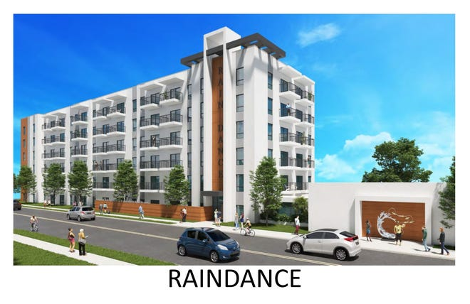 The RainDance project is scheduled to be completed in downtown Winter Haven by 2022.