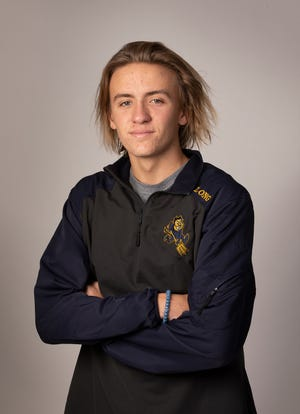 Winter Haven junior Matthew Long is a repeat winner as the boys swimmer of the year.