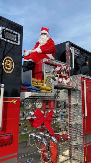 Sutton Santa Run Dec. 6