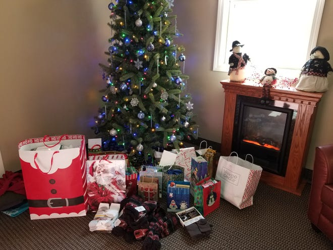 The Sutton Police Department is providing seniors with a Christmas gift.