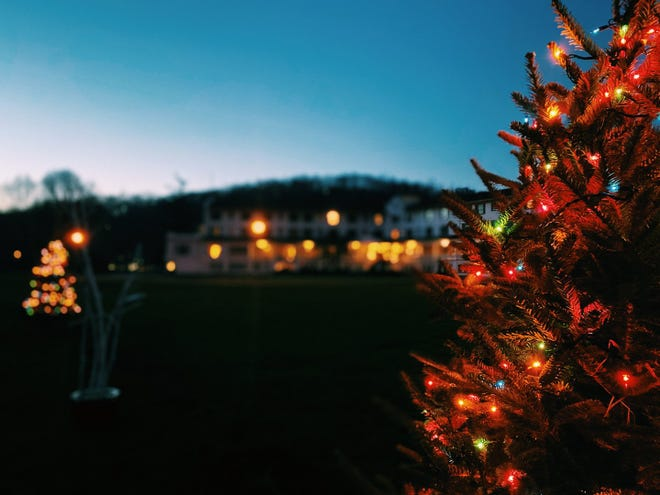 Shawnee Inn's Christmas Light Walk offers a new way to enjoy the holiday, while staying safe outdoors.