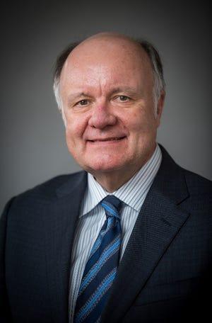 Dr. Tom Galligan, acting LSU President