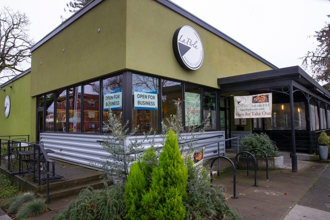 La Perla Pizzeria in Eugene is closing for good on Dec. 3. It will remain open for take out and outdoor dining until it closes.