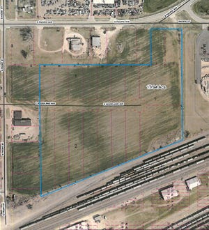 The Saline County Commission voted on purchasing land for the new jail that is located near North Front Street and East Pacific Ave.