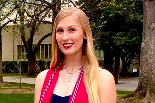 """USF Sarasota-Manatee student Tiffany Marsh is chapter president for the National Student Speech Language and Hearing Association. """"We just thought this would be a great way to bring awareness,"""" Marsh said."""