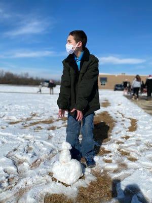 Shawnee Snow Day