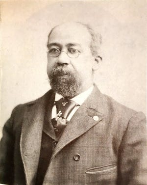 William Benjamin Gould in a portrait taken in the late 1870′s or early 1880′s.