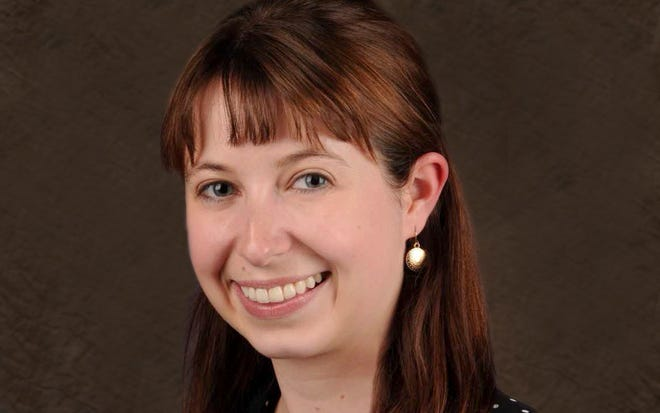 Ariel Whitely-Noll, horticulture agent for Shawnee County Research and Extension.