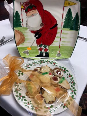 If you need a last-minute gift idea, Somethin's Cookin', 93 E. 11th St., in Panama City is selling plates with two dozen assorted Christmas cookies for $15. Limited cookies are available at the bistro or call 24 hours in advance for special orders at 850-769-8979.
