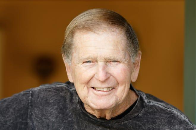 Dick Wilson, namesake and first awardee of The Open Door Dick Wilson Upsizer Award.
