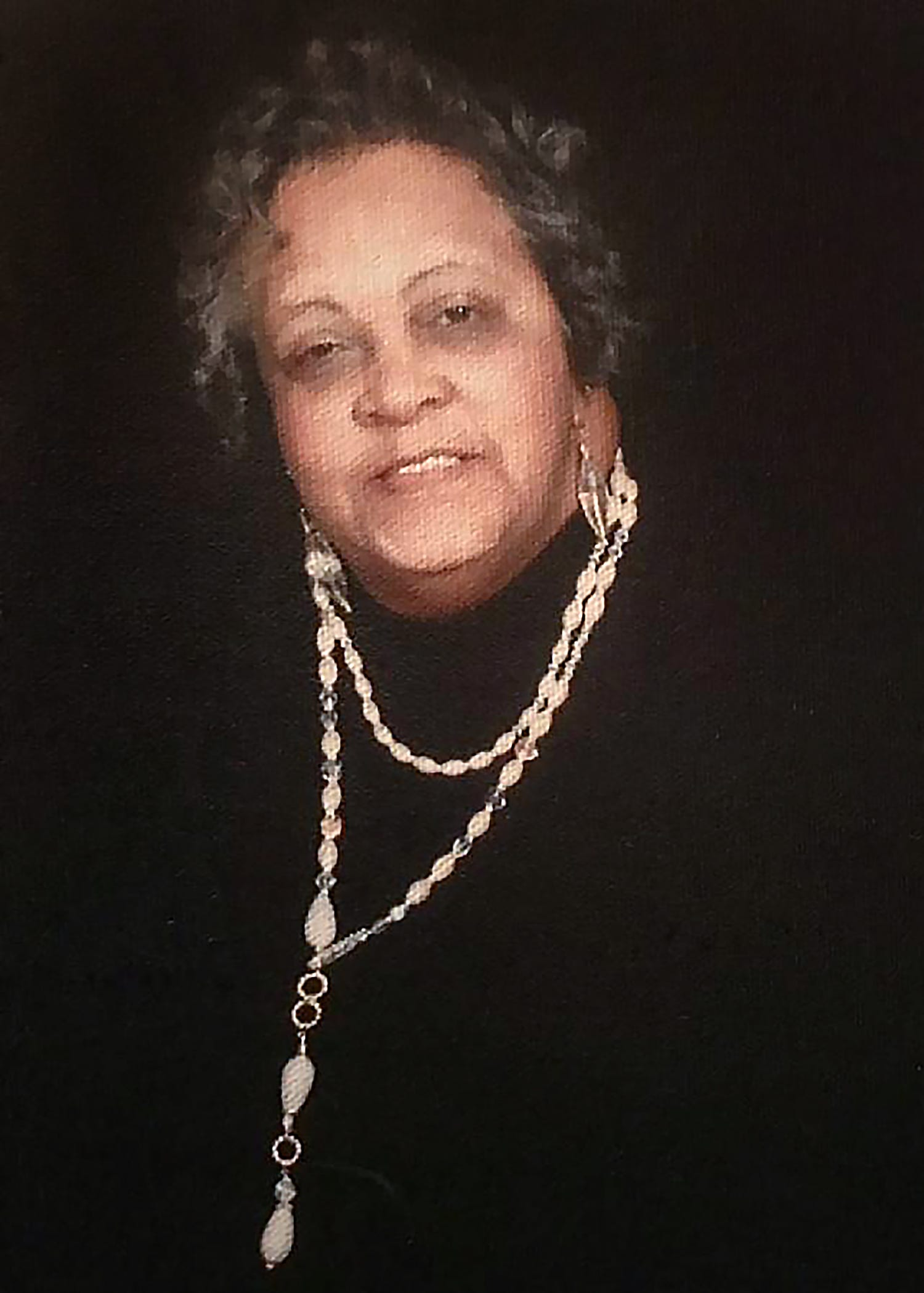 Pearlie Stokes, 79, died March 29, 2020 with COVID-19.