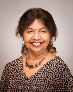 Alamelu Vairavan, a Whitefish Bay resident, was known for her PBS cooking program featuring recipes from her native India. Now she's published her seventh cookbook, focused exclusively on vegetarian cooking.