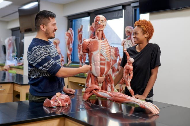 MATC's Mequon campus is perfect for students interested in a career in health care.