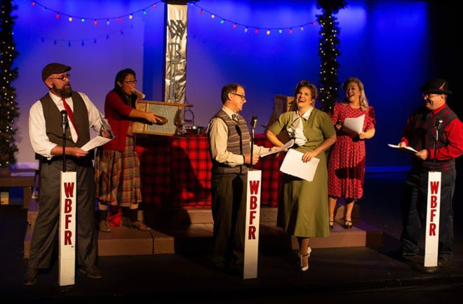 Wetumpka Depot's video on demand performance of It's a Wonderful Life Radio Play will be available from Dec. 23-30.