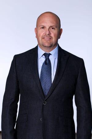 Arizona Coyotes assistant coach Cory Stillman.