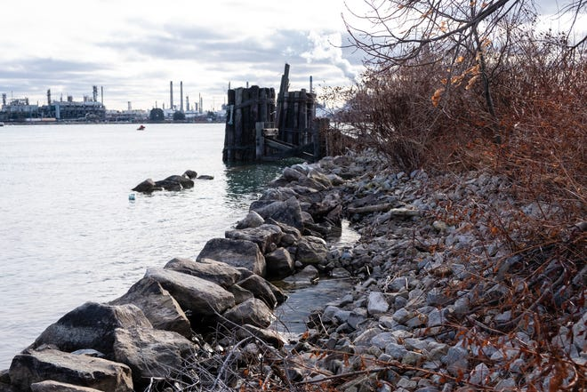 More erosion control work is scheduled to begin at the Blue Water River Walk in Port Huron.