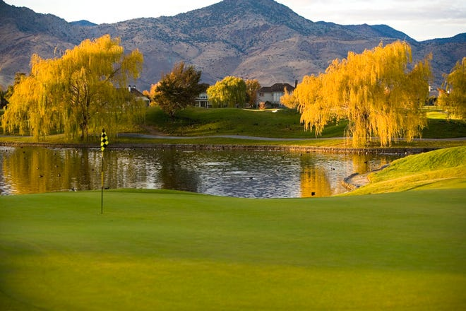 Dayton Valley Golf Course in Dayton.