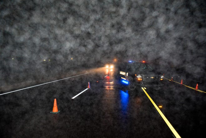 Deputies screened 246 vehicles, made 11 traffic stops, conducted nine field sobriety tests, and made seven arrests for driving while under the influence (DWI).