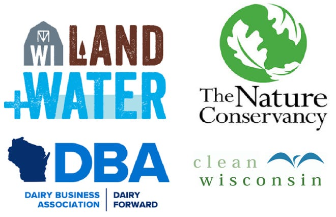 The Wisconsin Land and Water Conservation Association, The Nature Conservancy, Dairy Business Association and Clean Wisconsin have come together to form a partnership addressing water quality in Wisconsin.