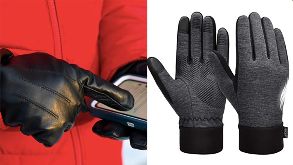 10 top-rated winter gloves that will actually keep your hands warm