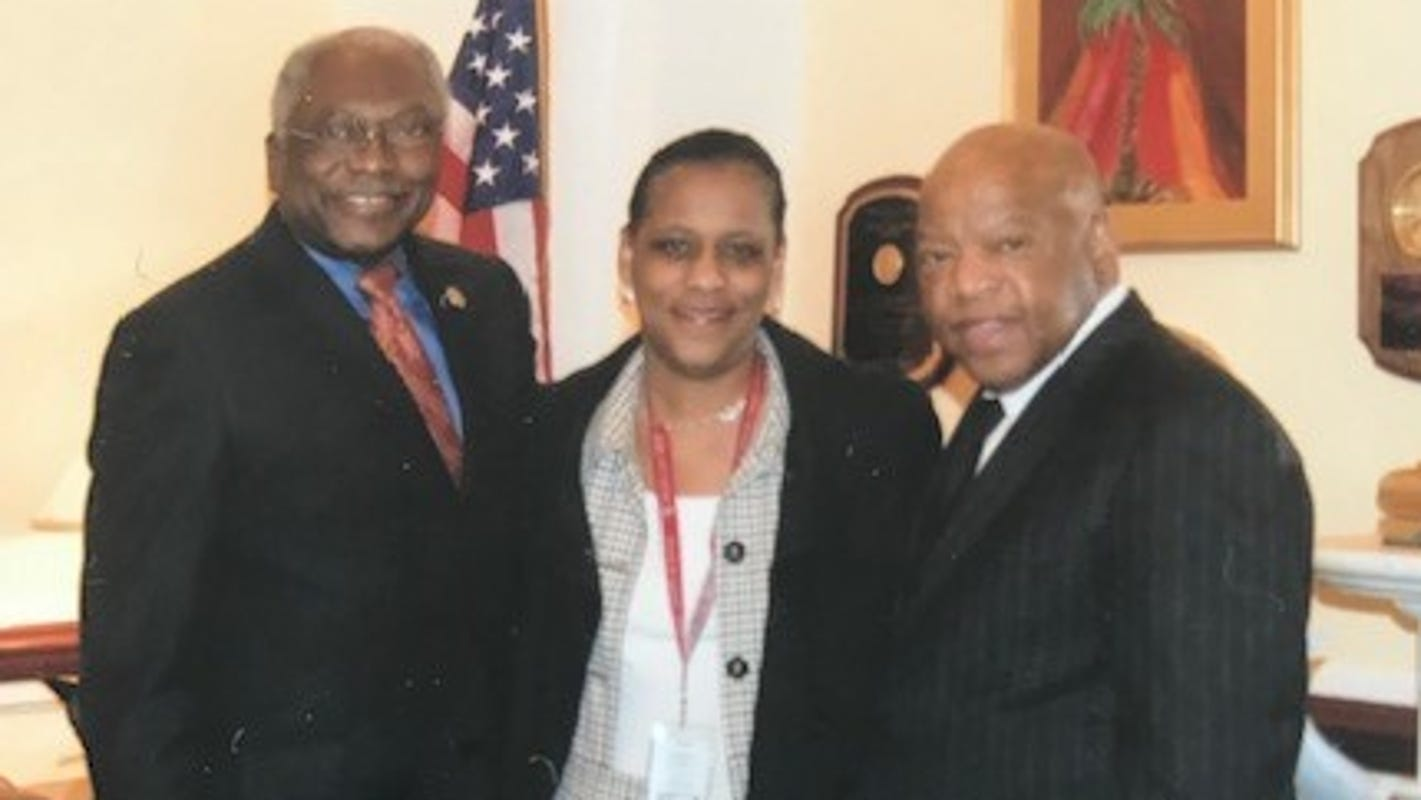 Deborah Berry: I'm blessed to hear living Black history from our civil rights veterans