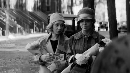 """Ruth Negga and Tessa Thompson star in """"Passing"""" directed by Rebecca Hall."""