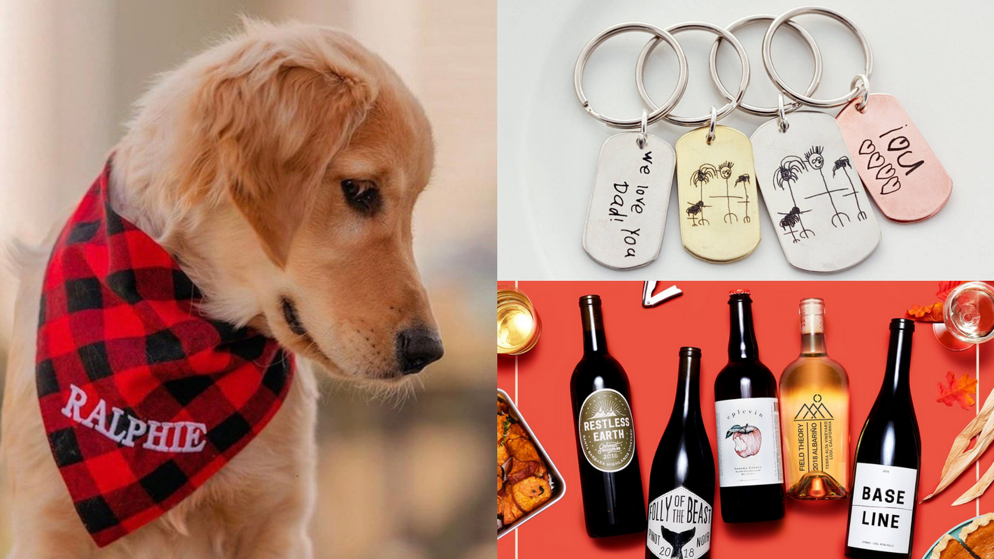 34 personalized gift ideas for every type of person