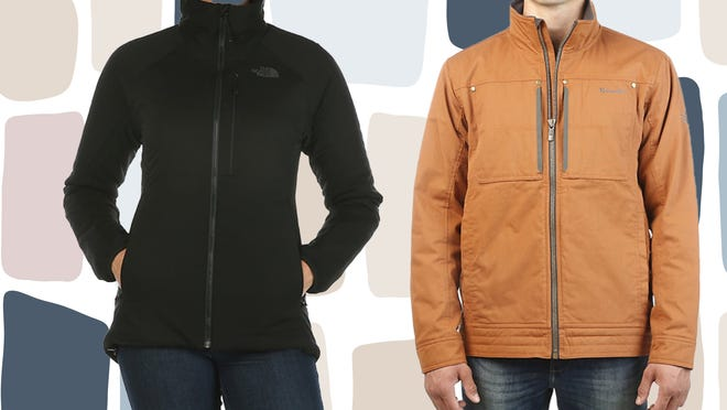 Shop markdowns on much-loved brands like The North Face at this Moosejaw sale.