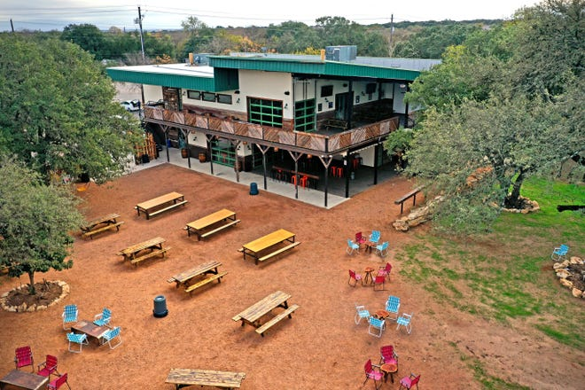 The Armadillo Den is now open in South Austin.