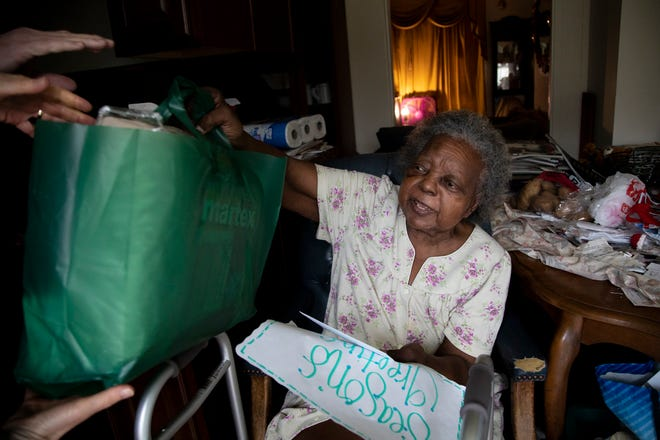 Last year, Lillie Harris, 79, received a gift from the Kallison family, who delivered meals to families on Christmas Day on behalf of Meals on Wheels. Meals on Wheels Central Texas has just received an $8 million grant from author and philanthropist MacKenzie Scott.