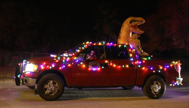 Premont Christmas Parade