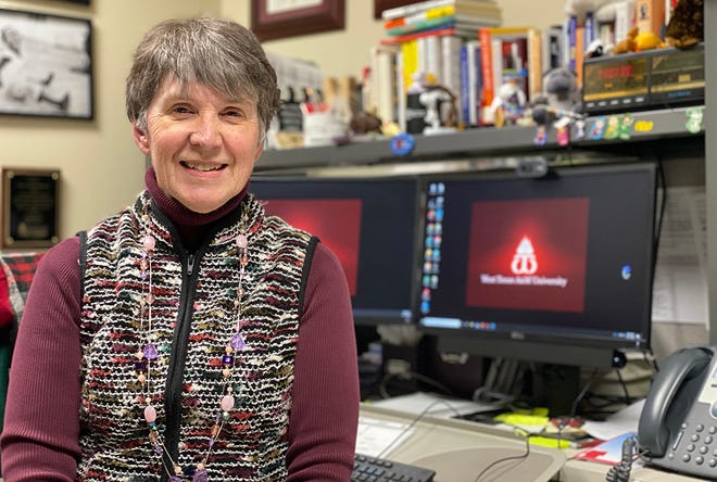 Trudy Hanson, Ph.D.,is retiring as head of the Department of Communication at West Texas A&M University after 31 years of service to the university.
