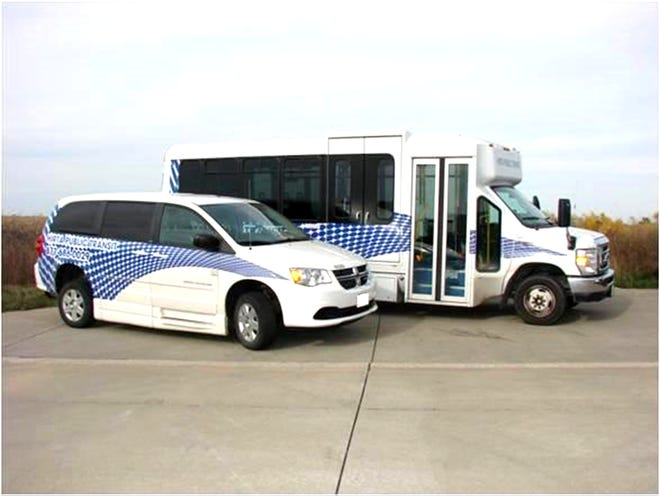 HIRTA has offered rides to rural areas in central Iowa since 1981. A change to their federal funding could impact their services in Ames city limits.