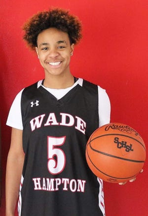 Shia Kinard - Wade Hampton High School