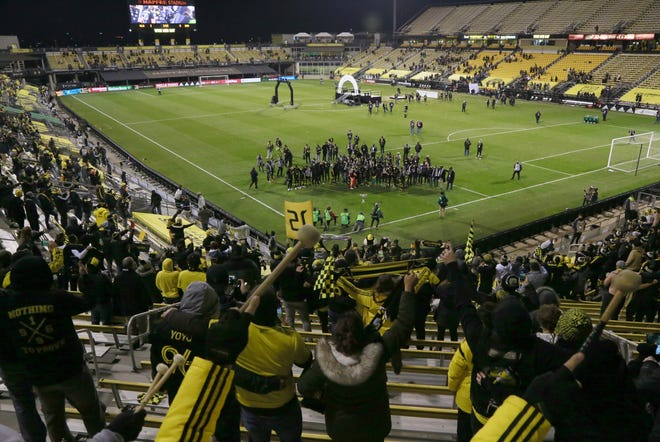 Mapfre Stadium and its ghosts certainly seemed to play a part in the Crew's victory in the MLS Cup on Saturday.