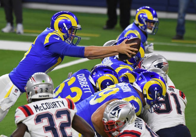 The Patriots are coming off a 24-3 loss to the Los Angeles Rams as they prepare to face the Dolphins.